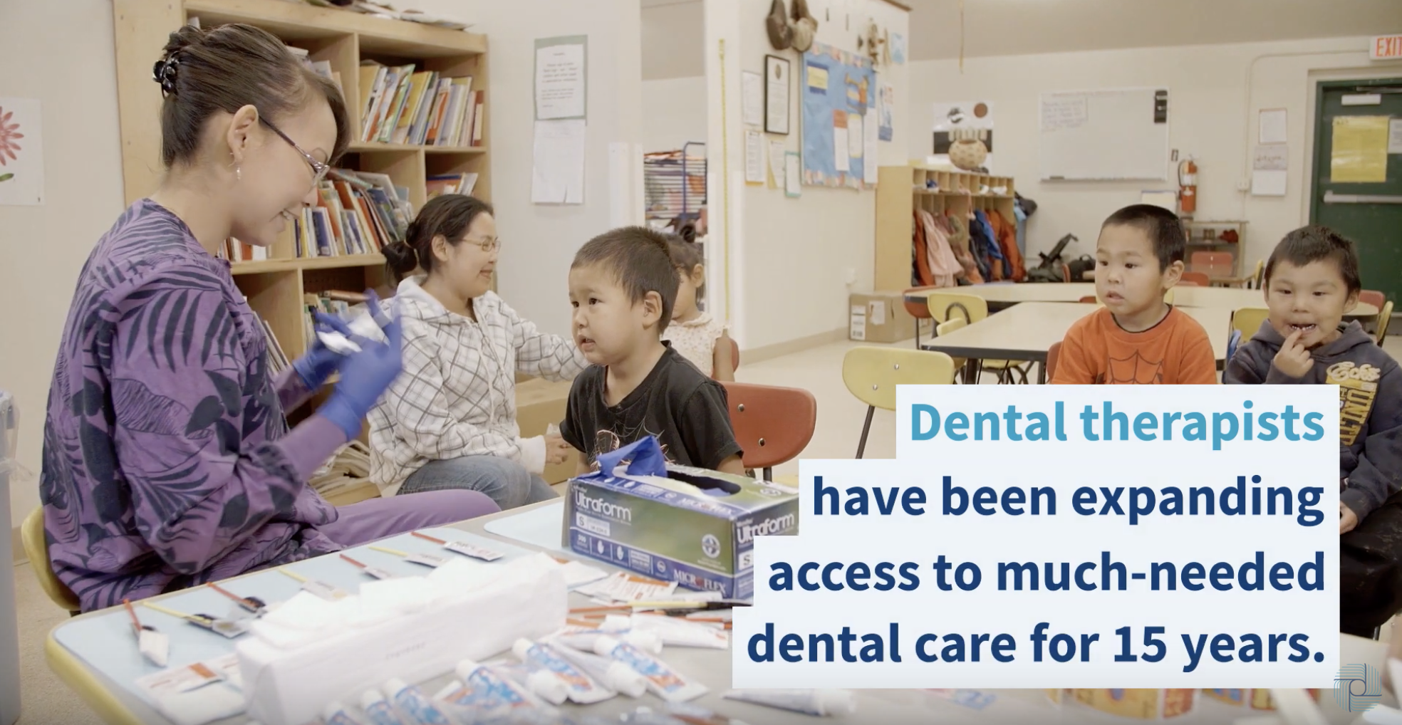 National Partnership for Dental Therapy | How Dental Therapists Serve their Community
